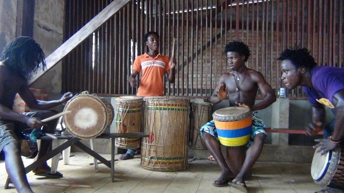 ギニア音楽事情