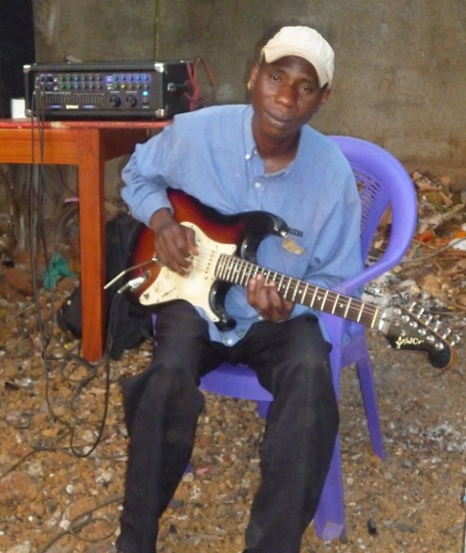 GUITER OF GUINEE