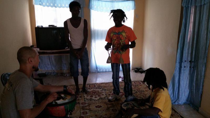 ギニア人 IN GAMBIA PART3