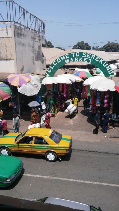 ギニア人 IN GAMBIA PART$
