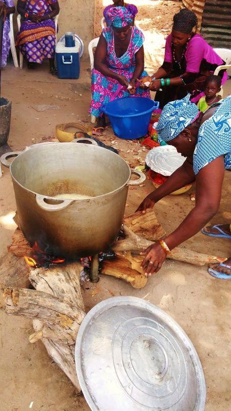 ギニア人 IN GAMBIA PART5
