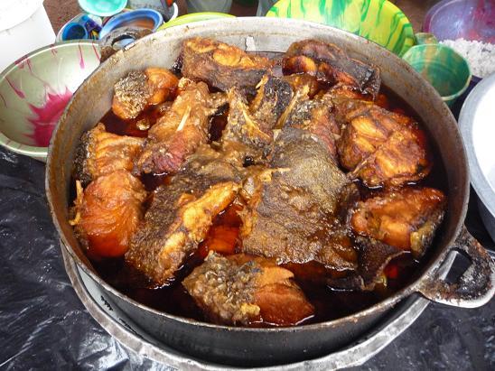 アフリカ飯
