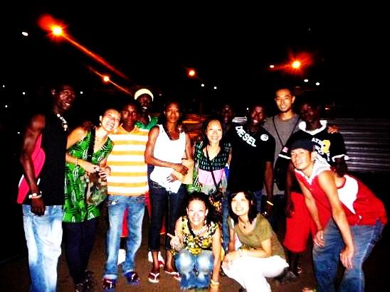 2011アフリカツアー